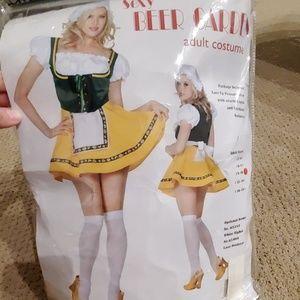 Beer Garden German Costume